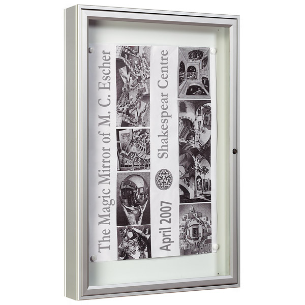 Extra Large external notice board