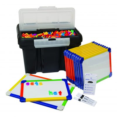 99019-99020 School Pack Rainbow boards Magnetic