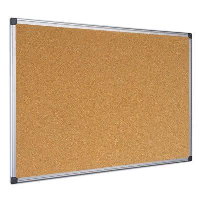 cork pin notice board