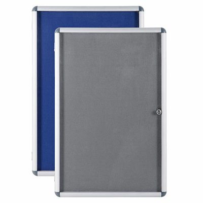 Focus Indoor Lockable Notice Board