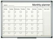GA0340040 Monthly BW Planner