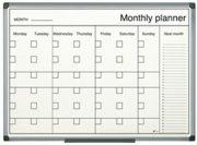GA0340040 Monthly BW Planner