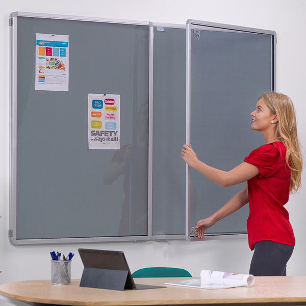 tamperproof notice boards