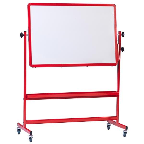 junior mobile revolving whiteboard