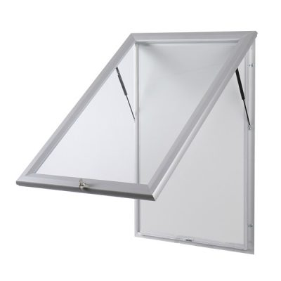 external glass fronted notice boards
