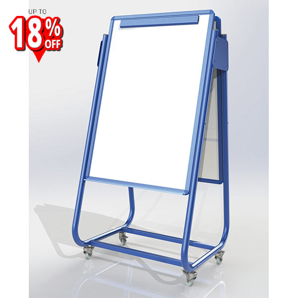 mobile junior whiteboard