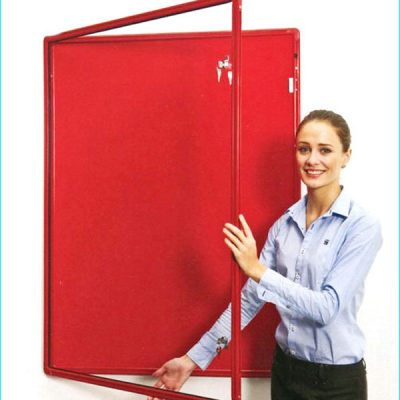 Tamp Lockable Red 002