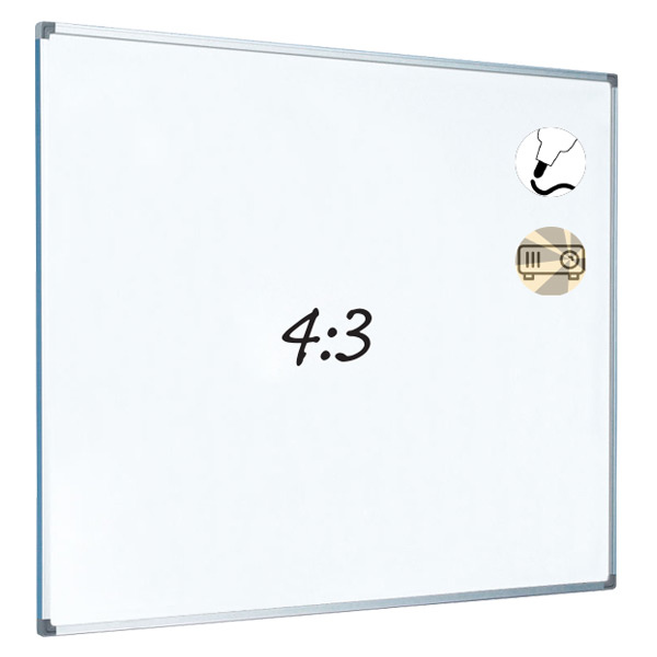 screen ratio projection whiteboard