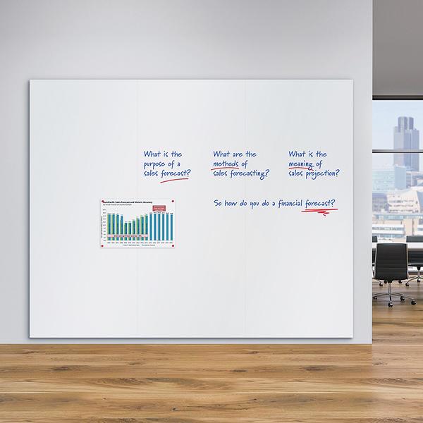 unframed magnetic whiteboards