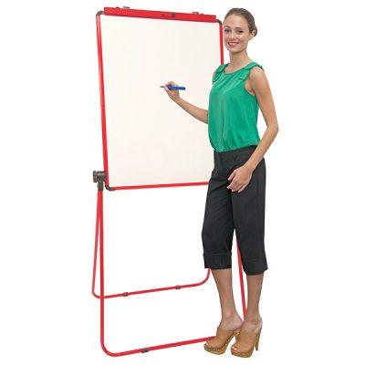Loop Leg Magnetic Flip Chart Easel