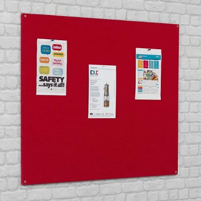 economy felt notice boards