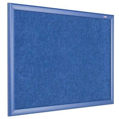eco friendly blue frame notice board