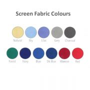 office partition screen colours