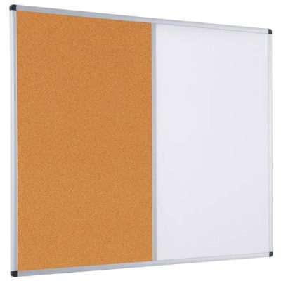 Combination Cork Notice Board Whitboard