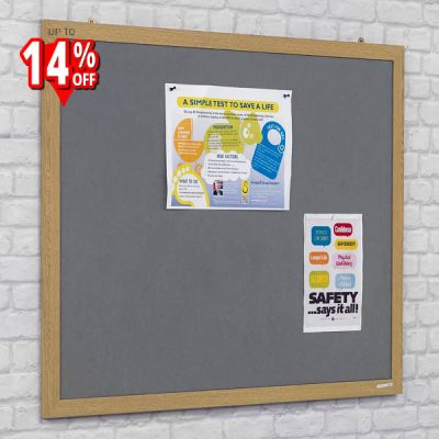 Eco friendly Felt Notice Board
