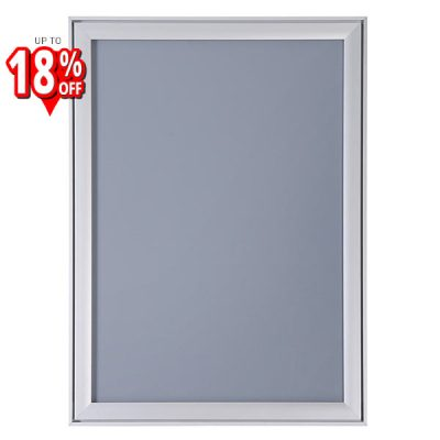 Compasso weather resistant external snap frame