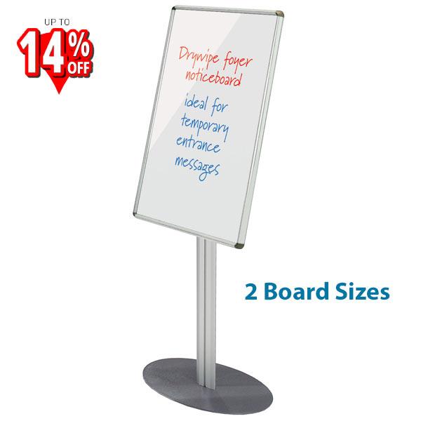 Freestanding Foyer Whiteboard