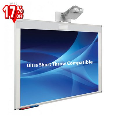 Ultra Short Throw Projection Whiteboard