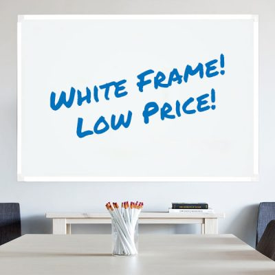 White Framed Whiteboards