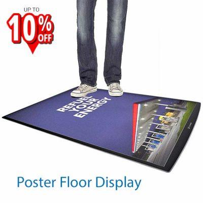 Poster Floor Display