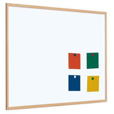 Magnetic Wooden Framed Whiteboard